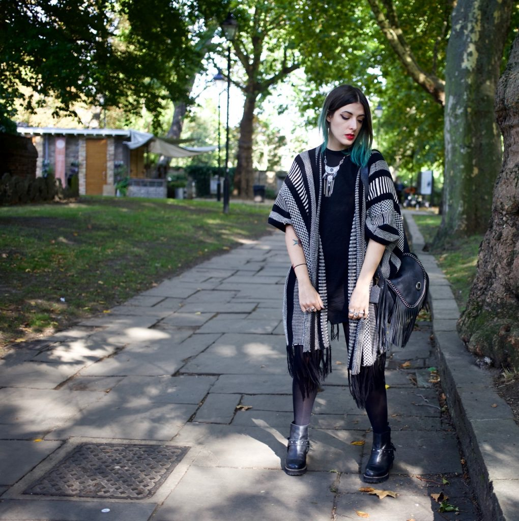Emma Inks Hackney Fashion Post