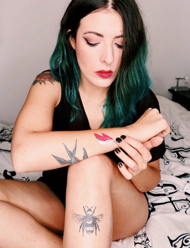 Emma Inks Tattoo Care