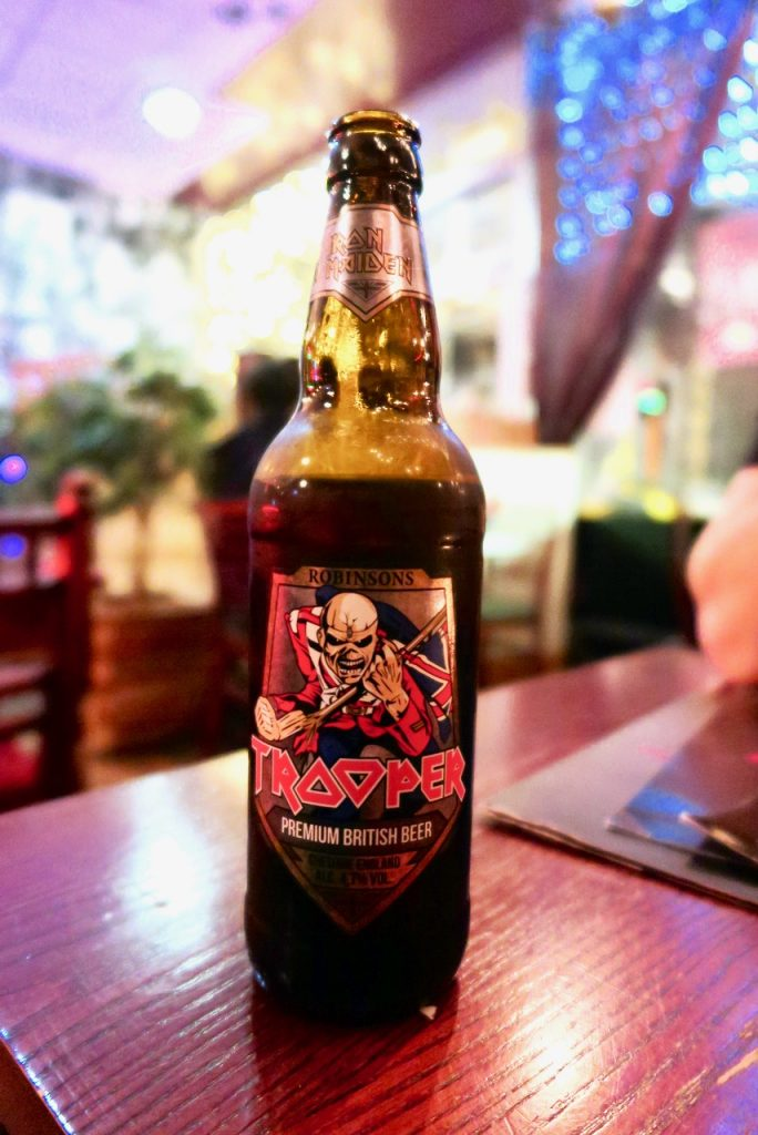 Iron Maiden Beer