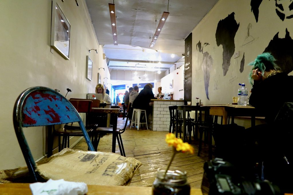 Pink Lane Coffee Newcastle