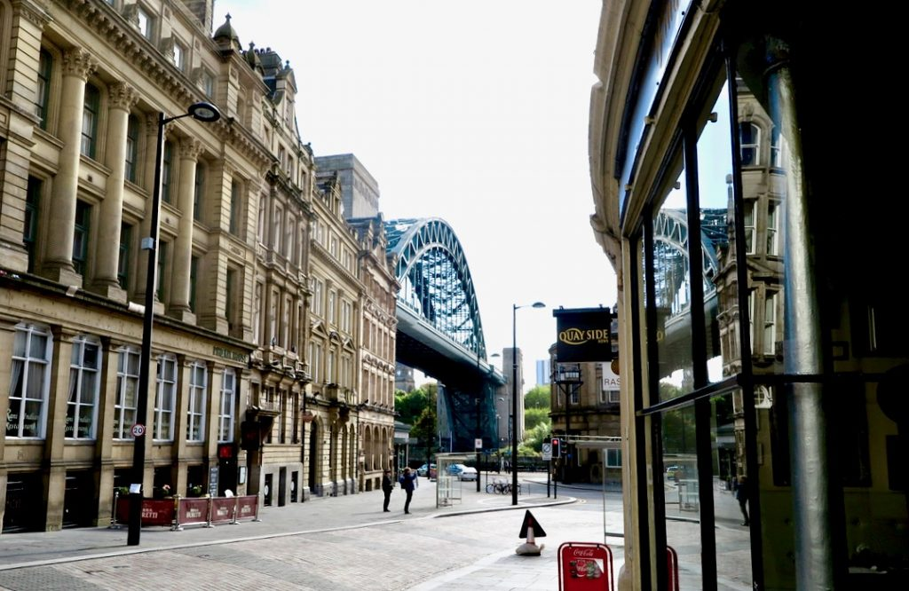 Tyne Bridge Newcastle - Emma Inks