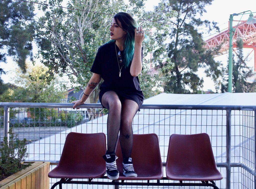 Emma Inks Style Post Black T-shirt Style Lisbon
