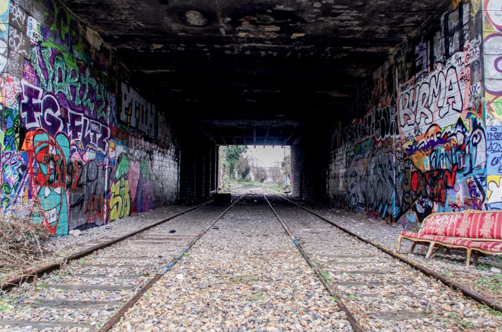 La Petite Ceinture Abandoned Railway alternative Paris