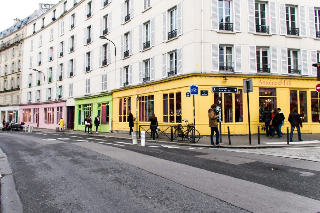 Canal St-Martin Paris