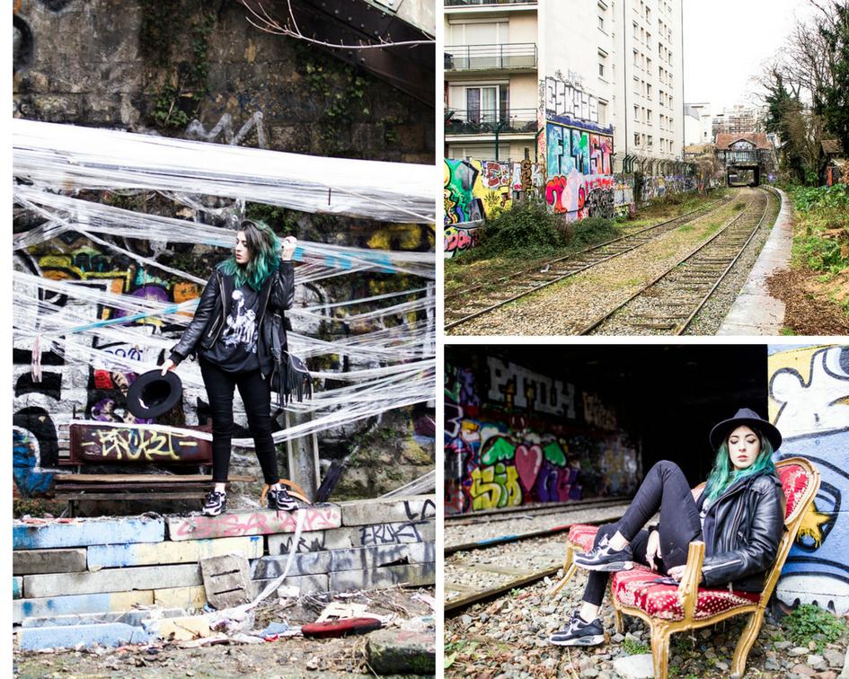 Abandoned Railway Alternative Paris Emma Inks