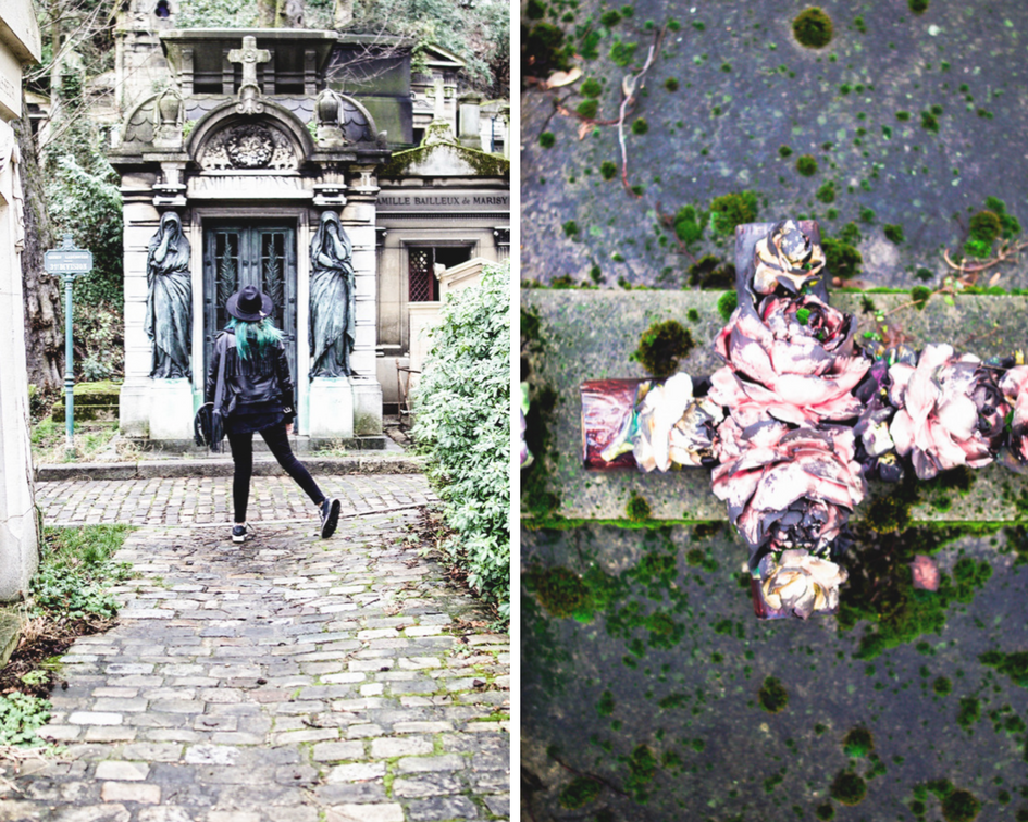 Pere Lachaise Cemetery Alternative Paris