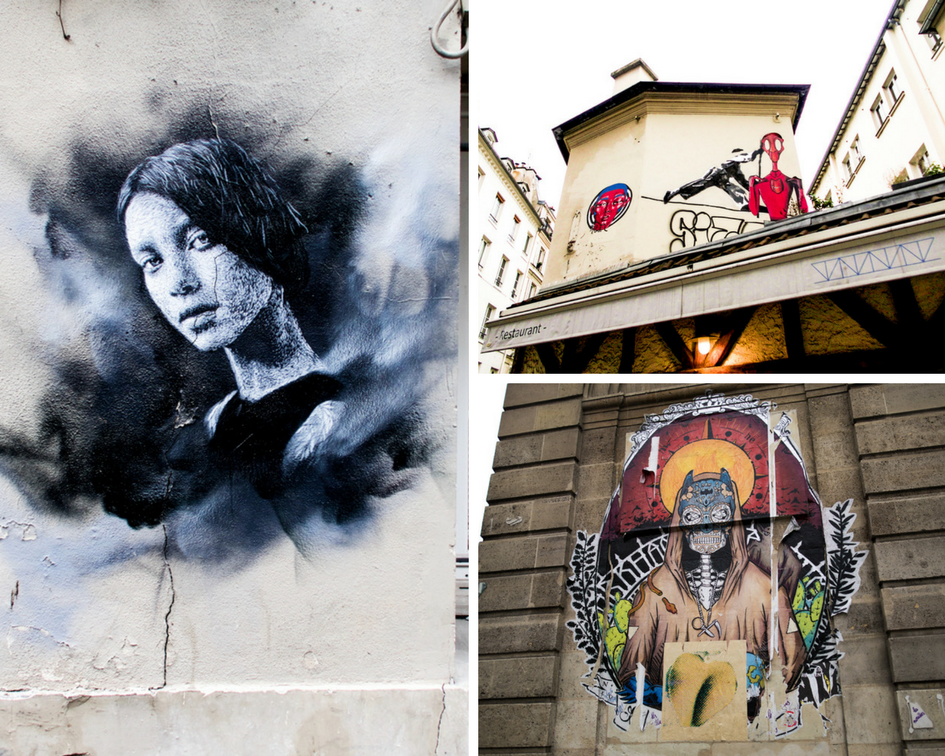 Alternative Paris Art