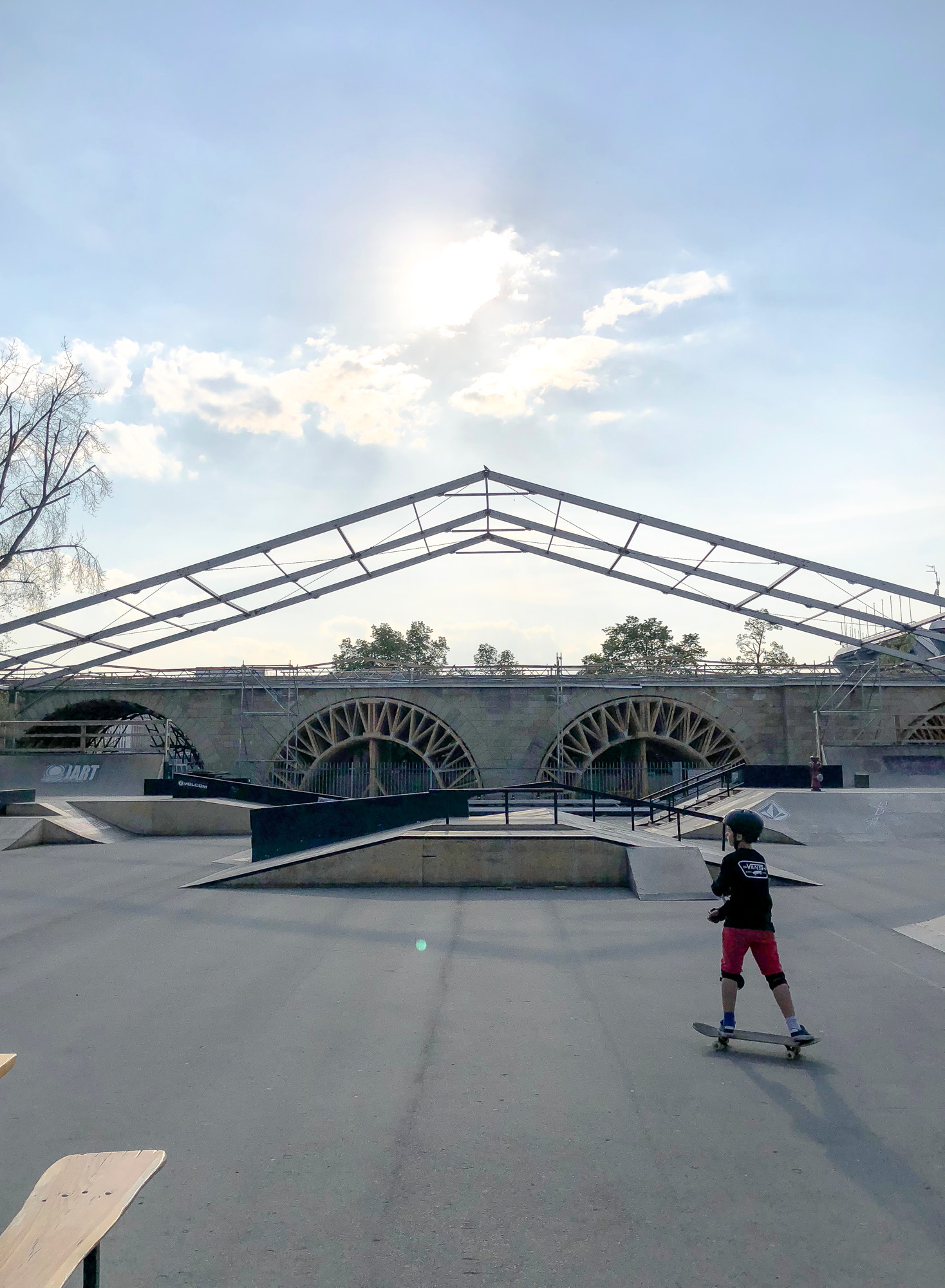 Mystic Sk8 Park Prague