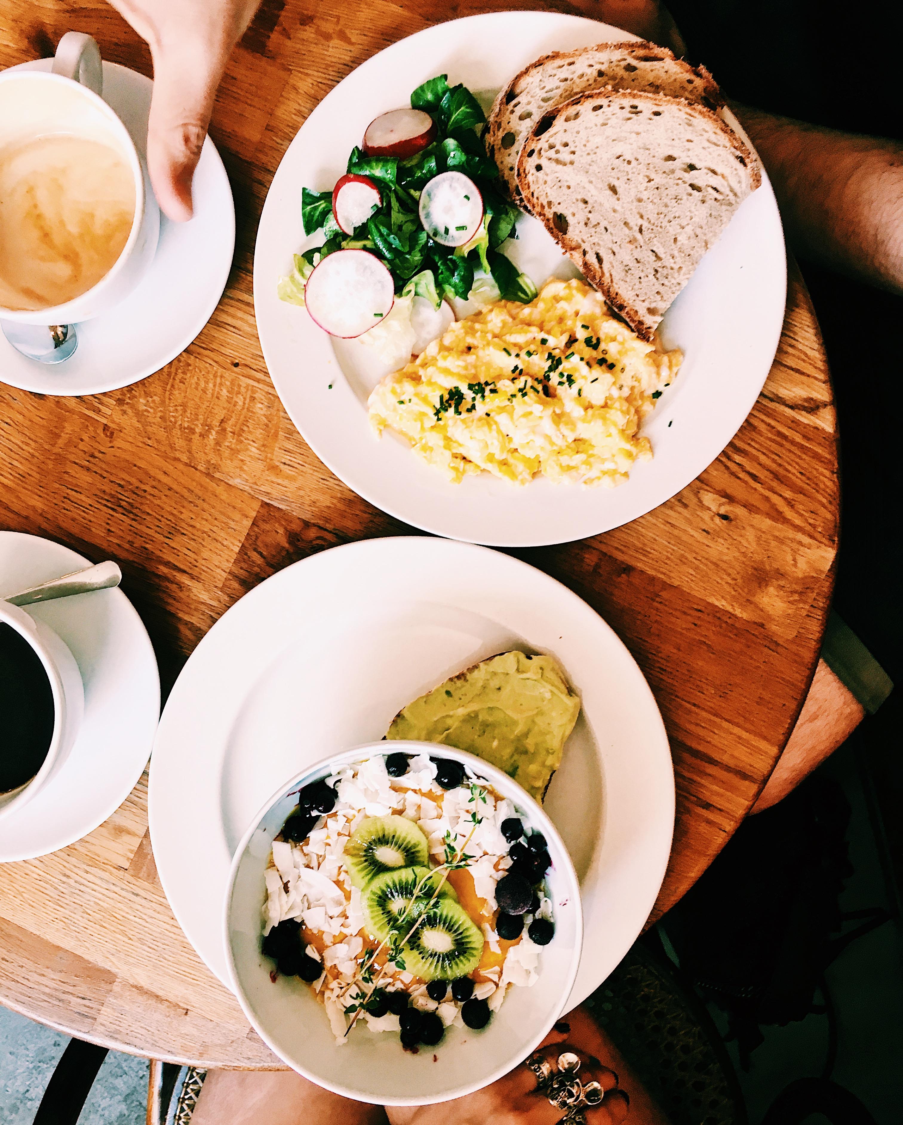Cafe Jen Vegan Prague