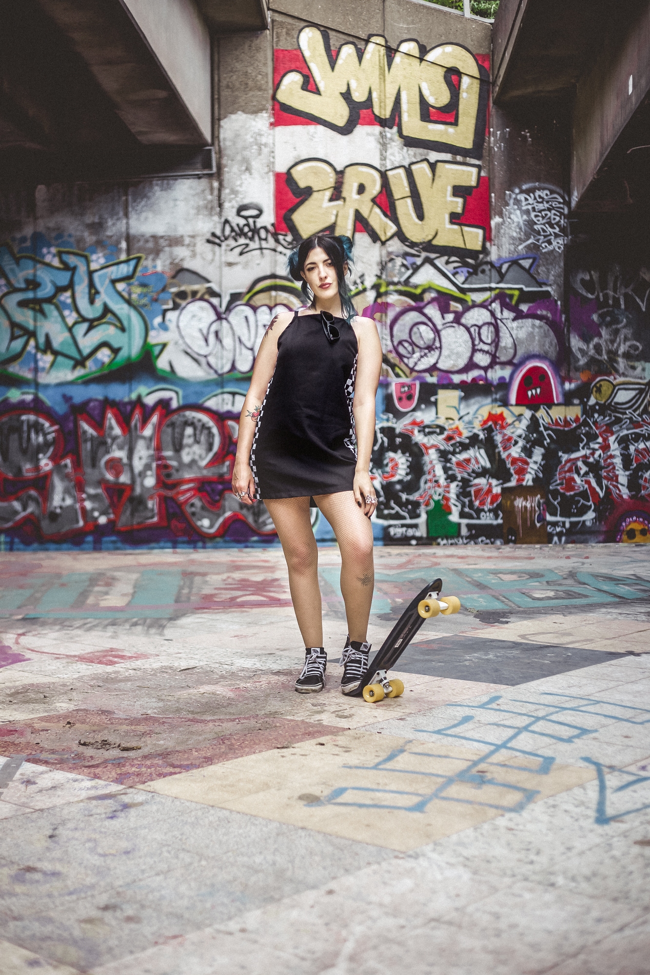 Emma Inks alternative style blogger