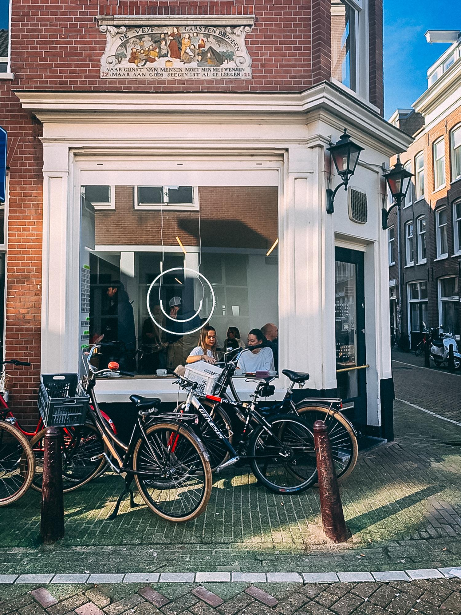 Toki Amsterdam Vegan Eats