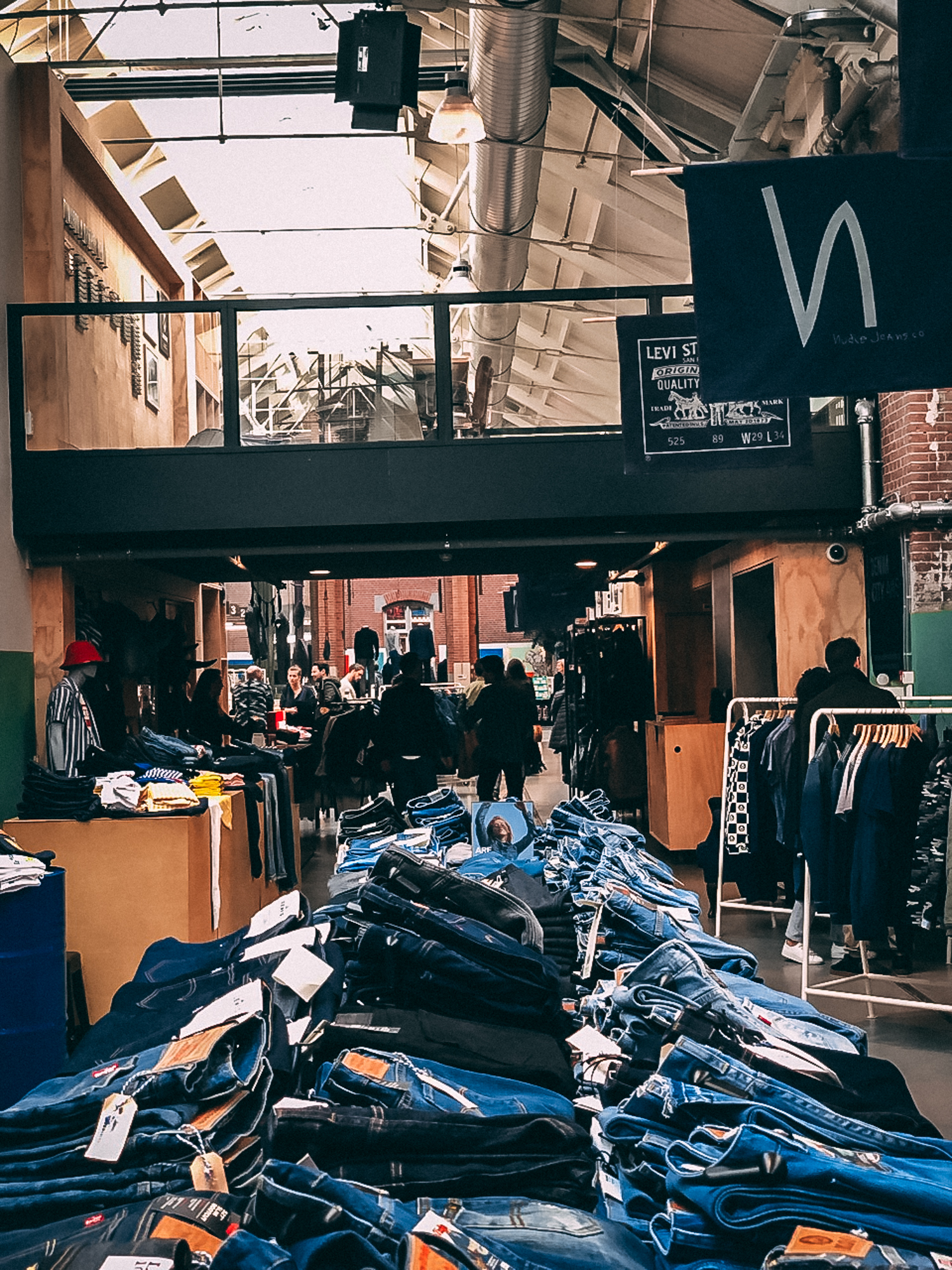 House of Denim Amsterdam Independent Stores